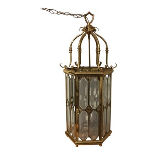 Chinese Chippendale Foyer Lantern
