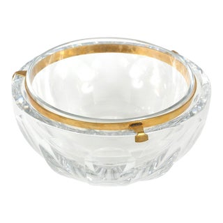 Mid-20th Century Baccarat Crystal Caviar Service For Sale
