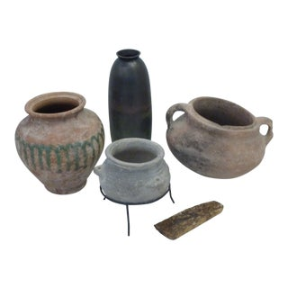 15th Century Archaic Jugs - 6 Pieces