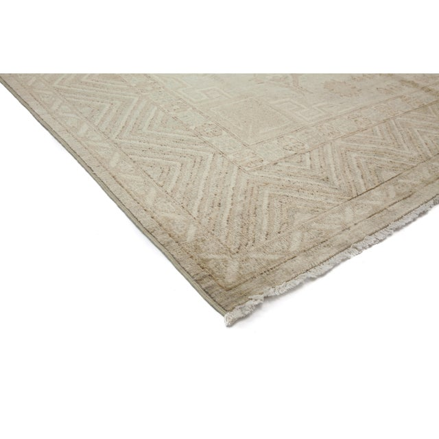 """New Khotan Hand-Knotted Rug - 8'1"""" x 10'3"""" - Image 2 of 3"""