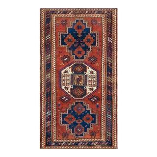 """Antique Caucasian - Kazak Rug 6'0"""" X 11'0"""" For Sale"""