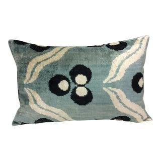 Silk Ottoman Velvet Down Feather Pillow
