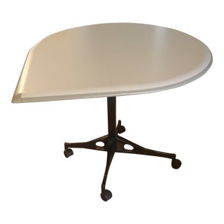 Mid-Century Eames Herman Miller Corner Relay Table For Sale