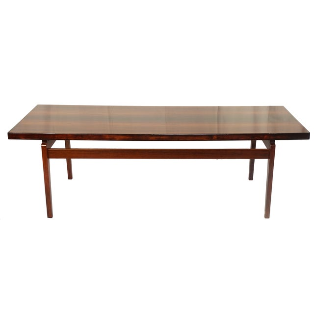 Vintage Danish Rosewood Coffee Table - Image 3 of 8
