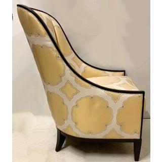 Pair of Ebonized Kravet Haddam Chairs Preview