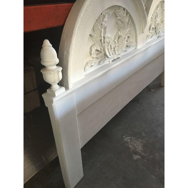 French Style King Size Headboard - Image 4 of 6