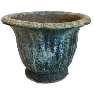 Antique Ceramic Planter For Sale