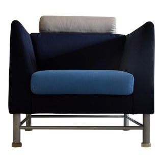 Ettore Sottsass East Side Lounge Chair For Sale