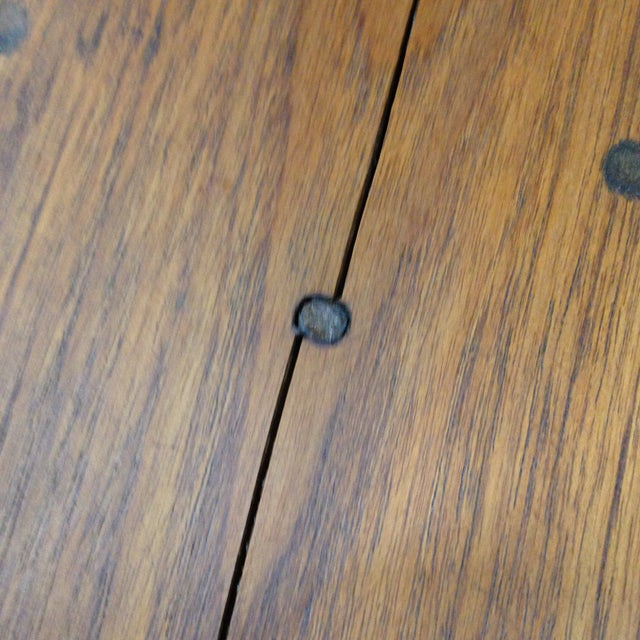 Antique Arts & Crafts Tree Branch Coffee Table For Sale - Image 5 of 10
