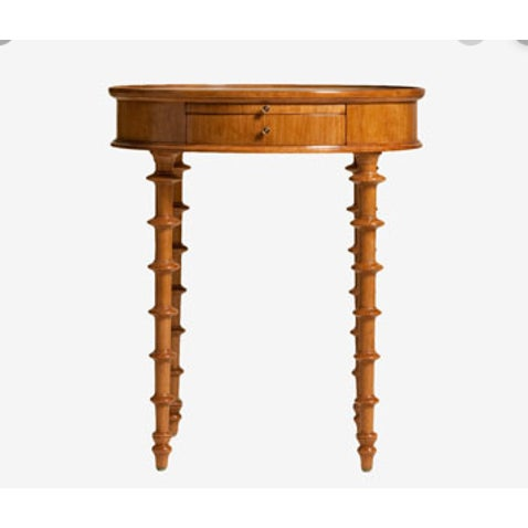 Brown Traditional Rose Tarlow Rigoletto Table For Sale - Image 8 of 8