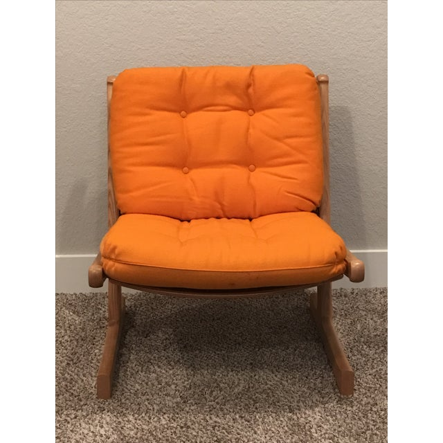 Danish Mid-Century Modern France and Son Siesta Easy Chairs - A Pair - Image 3 of 11