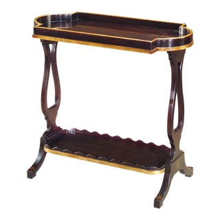 """""""St. James"""" Theodore Alexander Side Table"""