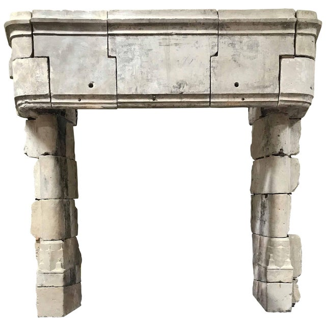 15th Century & Earlier 15th Century Gothic Mantel For Sale - Image 5 of 5