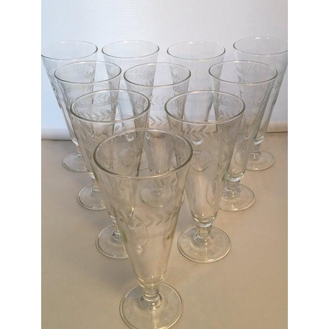 Anchor Hocking Pilsner Glasses - Set of 10 - Image 7 of 8