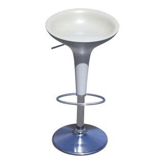 Magis Bombo Adjustable Swivel Bar Counter Stool Stefano Giovannoni Herman Miller