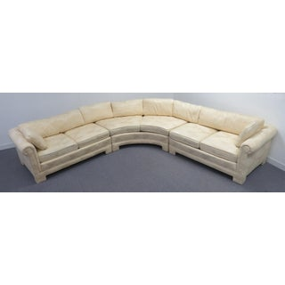 Late 20th Century Vintage Century Furniture L-Shaped Sectional Sofa Preview