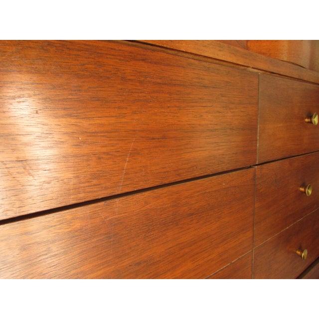 1950s Bassett Mid-Century Modern Dresser - Image 7 of 11