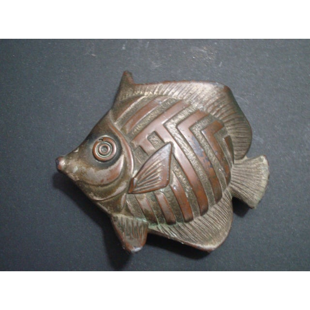 Silver Plated Fish Zippo Lighter Holder - Image 5 of 5