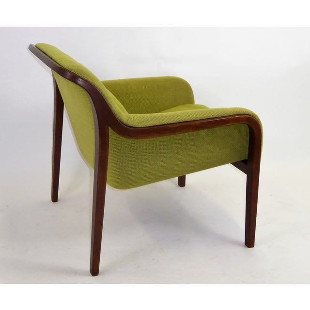 1970s 1970s Vintage Bill Stephens For Knoll International Club Lounge Chair For Sale - Image 5 of 12