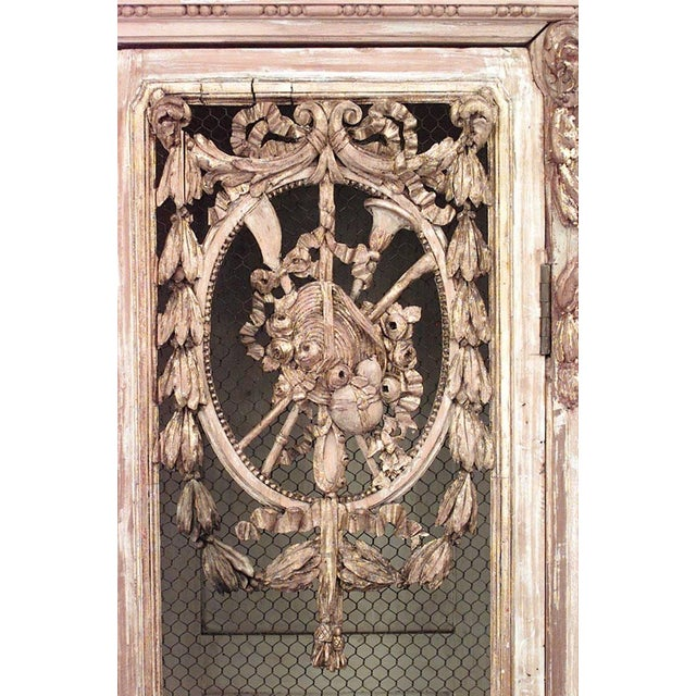 Mid 19th Century French Regency Style Armoire Cabinet For Sale - Image 5 of 7