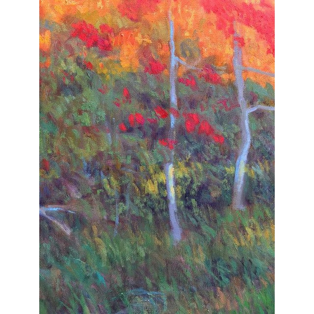 Robert Longley Rob Longley, Autumn, Beech Forest, 2017 For Sale - Image 4 of 8