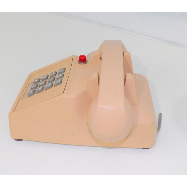 1980's Hotel Guest Touch Tone Telephone For Sale - Image 5 of 8