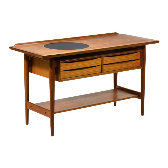 Arne Vodder Server / Console Table by Sibast For Sale