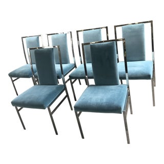 Vintage Pierre Cardin Chairs for Dillingham Furniture - Set of 6 For Sale