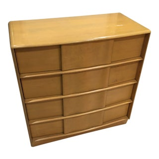 Mid-Century Modern Heywood-Wakefield Chest Of Drawers For Sale