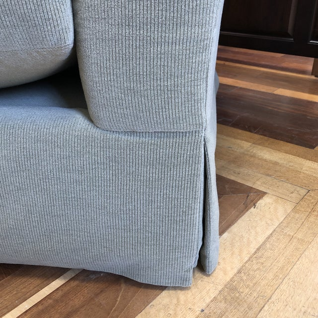 A.Rudin Rolled Arm Lounge Sofa For Sale - Image 12 of 13