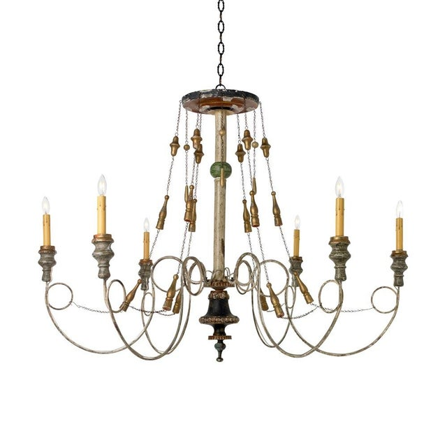 """Normandy"" Chandelier - Image 1 of 2"