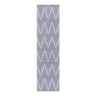 "Pasargad Simplicity Hand-Woven Cotton Runner Rug - 2' 6"" X 10' 0"""