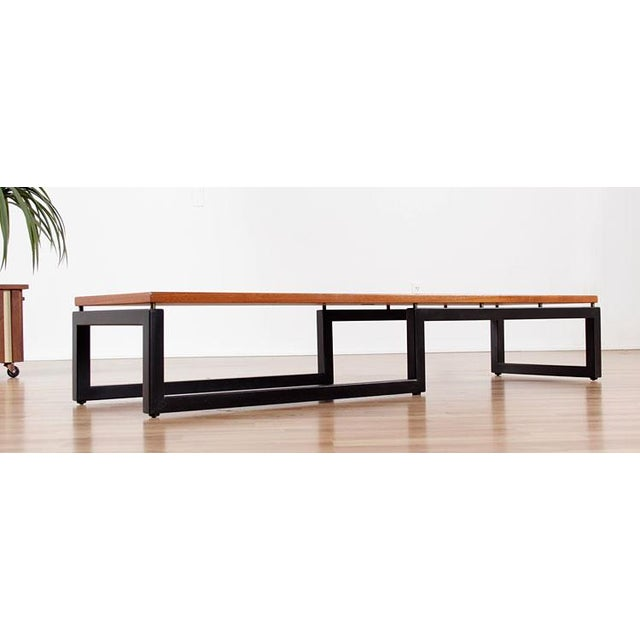 Restored Paul Tuttle for Baker Coffee Table - Image 2 of 6