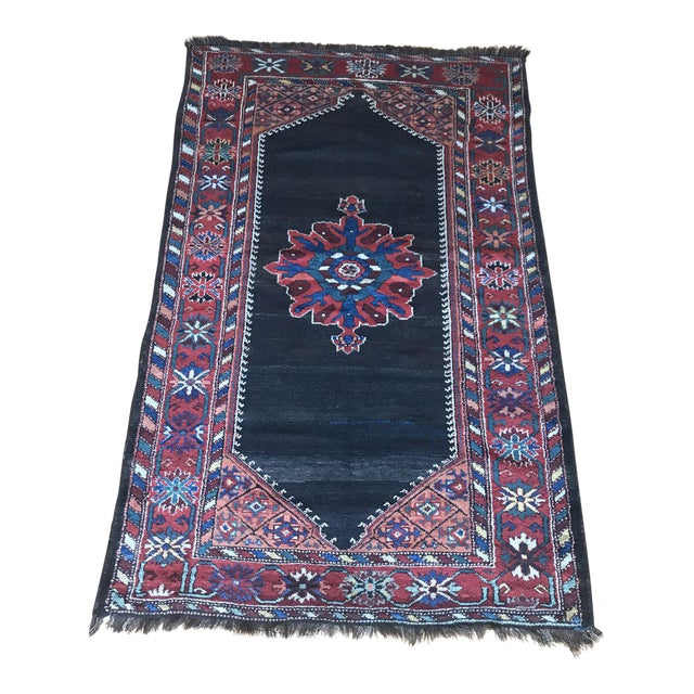 Bellwether Rugs Kordish Persian Rug - 4′ × 6′7″ For Sale
