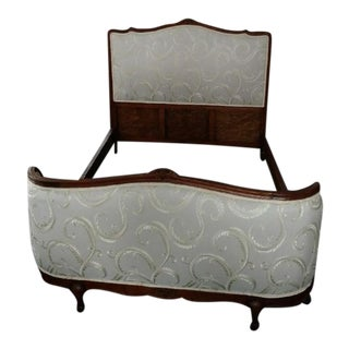 French Corbeille Curved Bed