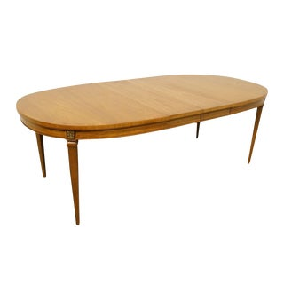 Late 20th Century Drexel San Remo Collection Dining Table For Sale