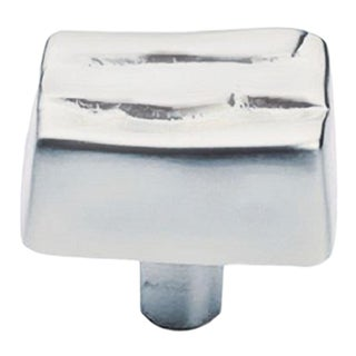 Steps Pull - Polished Nickel - Small For Sale