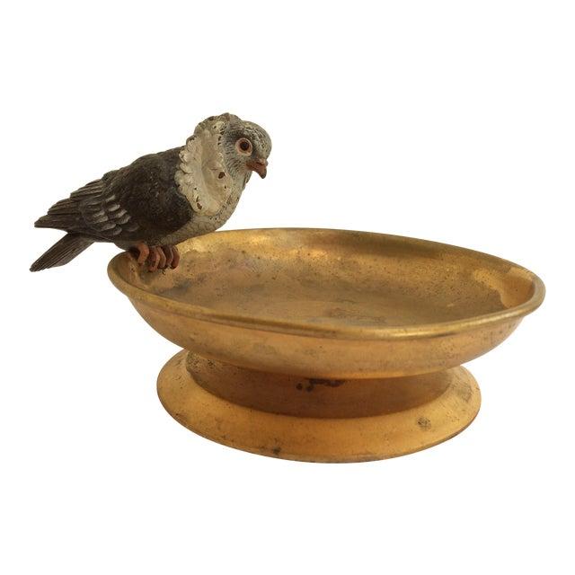 Vienna Bronze Pigeon For Sale