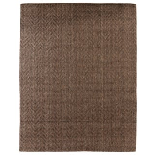 Exquisite Rugs Sutton Hand loom Wool Flax Rug-14'x18' For Sale