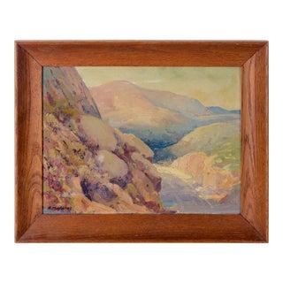 Albert Mugleston California Plein-Air School Painting For Sale