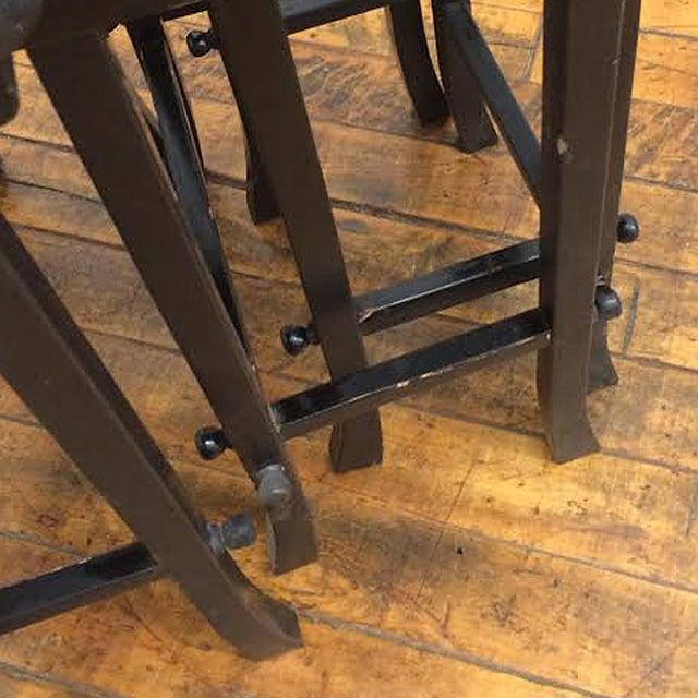Nesting Tables - Set of 4 Vintage Japanese - Image 4 of 6