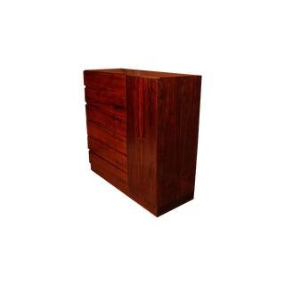 Danish Mid Century Arne Wahl Iversen Rosewood Dresser For Sale