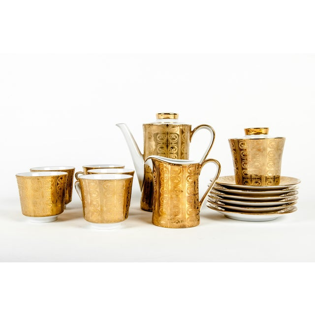 Mid 20th Century Vintage Espresso Service For Sale - Image 5 of 5