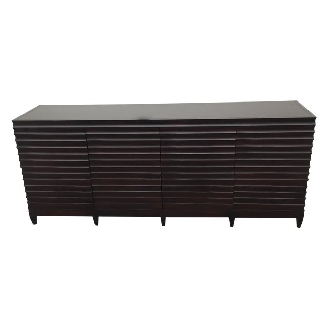 Barbara Barry Fluted Credenza For Sale