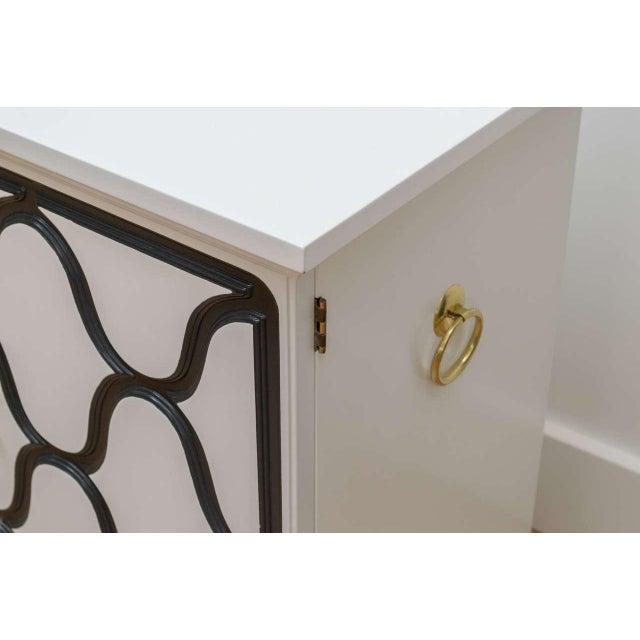 Dorothy Draper Dorothy Draper Two-Door Cabinet For Sale - Image 4 of 8