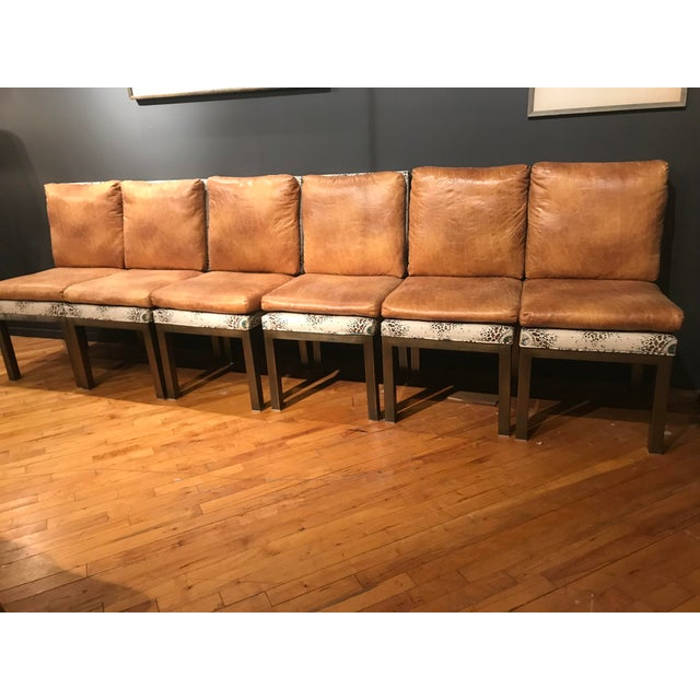 Mid Century Dining Chairs - Set of 6 For Sale - Image 4 of 8
