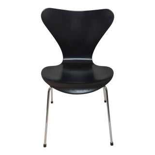 Arne Jacobsen for Fritz Hansen Black Series 7 Chair