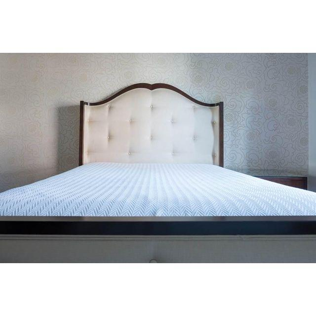 Contemporary Century Furniture Omni Queen Bedframe For Sale - Image 3 of 9