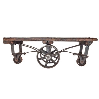 Industrial Trolley Table For Sale