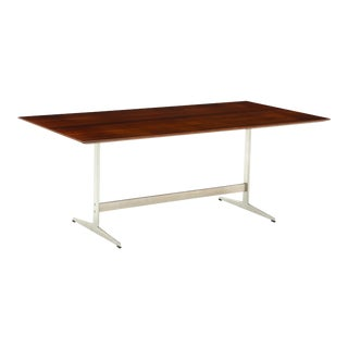 Arne Jacobsen Rosewood Dining Table for Fritz Hansen For Sale